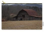 Barn Across The Field Carry-all Pouch