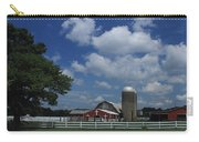 Farm Along The River Carry-all Pouch