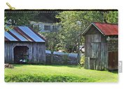 Barn And Chicken Coop Carry-all Pouch