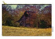 Barn And Diamond Reo-featured In Barns Big And Small Group Carry-all Pouch