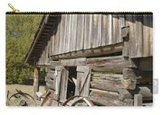 Barn And Wagon Wheels Carry-all Pouch