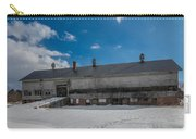 Barn At Amhi   7k00315 Carry-all Pouch by Guy Whiteley