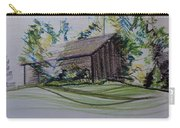 Old Barn At Wason Pond Carry-all Pouch