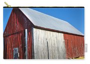 Barn By Side Of Road Carry-all Pouch