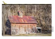 Barn By The Bluffs Carry-all Pouch