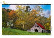 Barn Colors Carry-all Pouch
