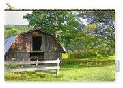 Barn In Balsam Grove Carry-all Pouch