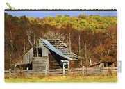 Barn In Fall Carry-all Pouch