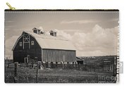 Barn In Polaroid Carry-all Pouch