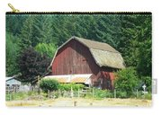 Barn In Summer Carry-all Pouch