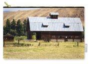 Barn Near Ellensburg Wa Carry-all Pouch