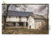 Barn Near Utica Mills Covered Bridge Carry-all Pouch
