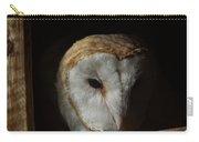 Barn Owl 5 Carry-all Pouch