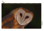 Barn Owl Portrait II Carry-all Pouch
