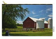 Barn Painting Carry-all Pouch