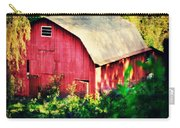 Barn Red Sunset Carry-all Pouch