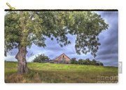 Barn Under A Tree. Carry-all Pouch