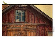 Barn With Weathervane Carry-all Pouch by Jill Battaglia