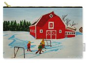 Barn Yard Hockey Carry-all Pouch