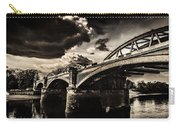 Barnes Rail Bridge Carry-all Pouch