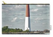 Barngat Lighthouse - Long Beach Island Nj Carry-all Pouch