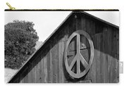 Barns For Peace Carry-all Pouch