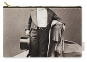 Barnum Admiral Dot, C1870 Carry-all Pouch