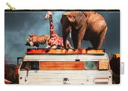 Barnum And Bailey Goes On A Road Trip 5d22705 Carry-all Pouch