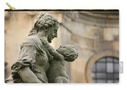 Baroque Statue Depicting Motherhood Carry-all Pouch