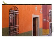 Barred Window, Mexico Carry-all Pouch
