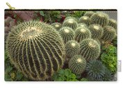 Barrel Cacti Carry-all Pouch