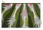 Barrel Cactus Collage Carry-all Pouch
