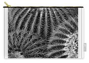 Barrel Cactus Poster Carry-all Pouch