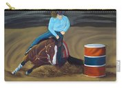 Barrel Racer Carry-all Pouch