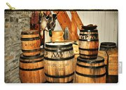 Barrels  Carry-all Pouch by Marty Koch
