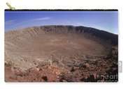 Barringer Crater, Fisheye View Carry-all Pouch