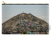 Barrio In Lima Carry-all Pouch