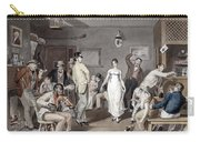 Barroom Dancing, C1820 Carry-all Pouch