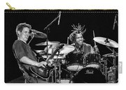 Barry Alexander Drumming For Johnny Lang Carry-all Pouch