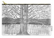 Barrytown Tree Carry-all Pouch