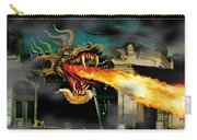 Barton The Mutant Salamander Carry-all Pouch
