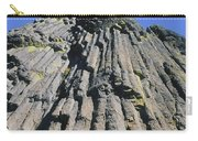 M-a5607-basalt Columns On Pilot Rock Carry-all Pouch