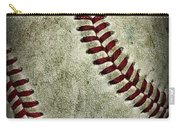 Baseball - A Retired Ball Carry-all Pouch