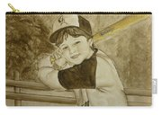 Baseball At It's Best Carry-all Pouch
