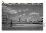 Baseball At Wrigley In The 1990s Carry-all Pouch