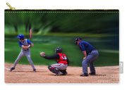Baseball Batter Up Carry-all Pouch