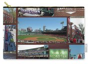 Baseball Collage Carry-all Pouch