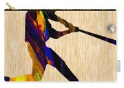 Baseball Game Art Carry-all Pouch