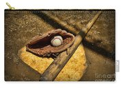 Baseball Home Plate Carry-all Pouch