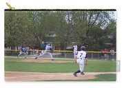 Baseball Pitcher The Delivery Carry-all Pouch
